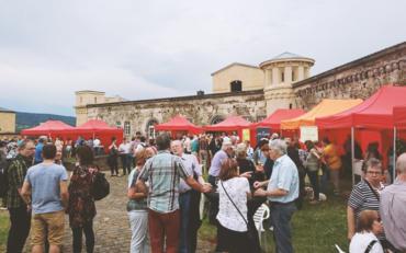 Wein & Genuss auf dem Fort Konstantin